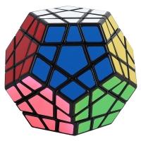 Кубик Головоломка 12 сторон Звезда 11х11 Magic Cube цветной № 499