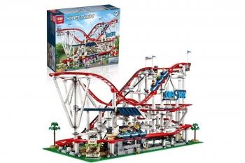 Конструктор 15039 Lepin Creator 4619 дет. Американские горки в парке развлечений