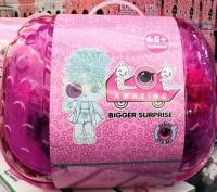BIGGER LOL (Лол)  Жемчужный чемодан Шпионы 32см (10 кукол + аксессуары)