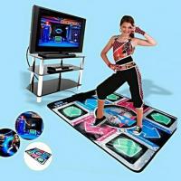 Танцевальный коврик X-treme Dance Pad Platinum TV+USB + диск JBY-008