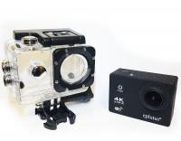 Экшн камера Eplutus 2в1 DV13 4K WiFi (видеорегистратор) + пульт