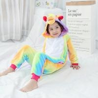 Пижама Кигуруми Радужный Единорог размер 125 (140см)