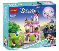 Конструктор 70222 Принцессы 328 дет. Сказочный Замок Спящей Красавицы