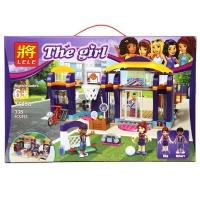 Конструктор 37038 The Girl 338 дет Спортивный центр