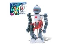 Конструктор-робот Акробат, ходит, работает от батареек