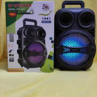 Акустическая переносная караоке колонка и пульт BT Speaker ZQS-8107
