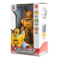 Робот - Трансформер Armored Ares 6019 Ходит + звук + свет