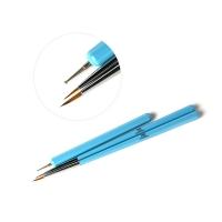 Набор кистей TNL для росписи + дотс