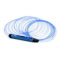 3D ручка SPIDER PEN PRO, королевский синий (арт.5400G) + 2х3,5м пластик UNID