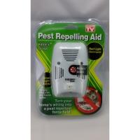 Отпугиватель грызунов и насекомых Pest Repelling Riddex Quad зеленый