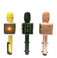 Беспроводной Караоке Микрофон L889 с держателем для телефона