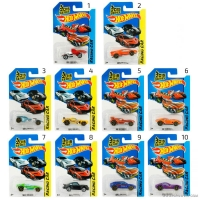 Машинки Hot Wheels 1шт металл