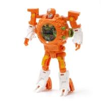 Часы - трансформер Robot Watch + проектор 23 фото