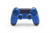 Джойстик PS4 Controller Wireless Dual Shock Blue CUH-ZCT1E