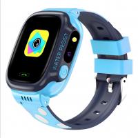 Smart baby watch Y92 Blue Голубой