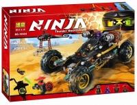 Конструктор Lele Ninja 10524 Горный внедорожник 428 дет
