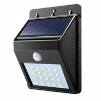 Светодиодный уличный светильник с датчиком движения Solar Motion Sensor Light