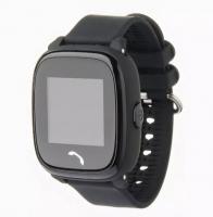 Smart baby watch Wonlex GW400S Черные детские сенсорные часы