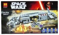 Конструктор 10577 Star Wars 670 дет Военный транспорт сопротивления