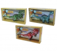 Стикбот Stikbot Mega Dino Series2 Динозавр 1 шт.  18-20см