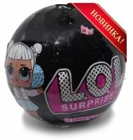 Кукла  LOL (Лол) - Black Low Series Шар 1 шт LM2578