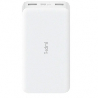 Внешний аккумулятор Xiaomi Redmi 10000mA 2usb (Micro + Type-C) Original