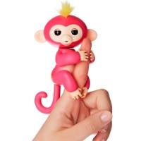 Интерактивная обезьянка Fingerlings на батарейках