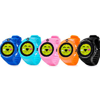 Smart baby watch Wonlex GW600/Q360 детские сенсорные часы