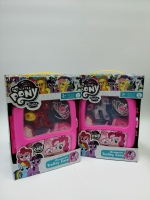 Чемоданчик My Little Pony Case Пони + аксессуары