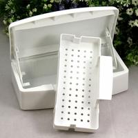 Пластиковый бокс для стерильных инструментов