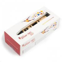 3D ручка SPIDER PEN PRO, Белое золото (арт.5100O) + 2х3,5м пластик UNID