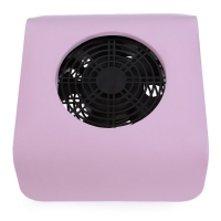 Пылесос для маникюра 60W Soline / Nail Dust Collector