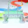 Magic Tracks 360 дет. Mega Set 2 машинки + большой мост