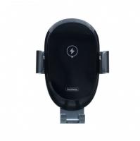 Автомобильный держатель Remax RM-C39 с зарядкой для телефона Wireless Charger