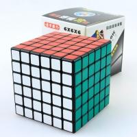 Уценка Кубик 6х6х6 обычный Magic Cube № 347 (дефект упаковки)