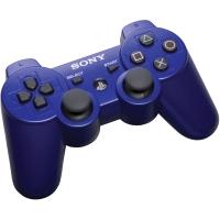 Джойстик для PS3 Controller Wireless Dual Shock Blue