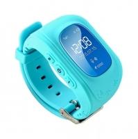 Smart baby watch Wonlex Q50 детские часы Голубые
