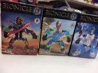 Конструктор YD-1-2 Bionicle Повелители