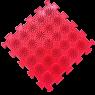 Массажный коврик Орто-пазл Микс Универсальный 8 пазл 4 цвета