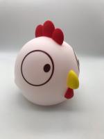 Силиконовый светильник ночник Cute Chicken Петушок