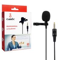 Микрофон Univus U1 Mic Cable 1.5m для камер и телефонов