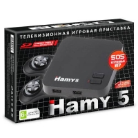 "Sega - Dendy ""Hamy 5"" (505-in-1) Classic Black"