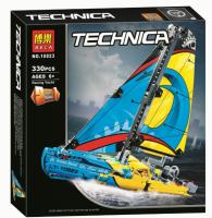 Конструктор 10823 Technica 330 дет. Спортивная Яхта