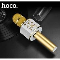 Беспроводной караоке микрофон с динамиком Hoco BK3
