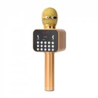 Караоке микрофон K-316 с ЖК-дисплеем Charge Handheld KTV + выбор песен