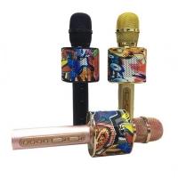 Беспроводной караоке микрофон Magic Karaoke D-998 граффити