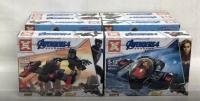 Конструктор 4014 Avengers Мстители 60+ деталей Герой + оружие