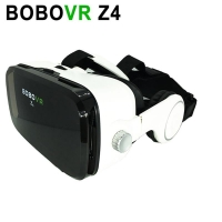 Очки виртуальной реальности BOBOVR Z4 3D VR с Наушниками (кнопка Паузы)