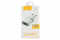 Зарядное уст-во Носо C11 1.0A Smart USB Charger