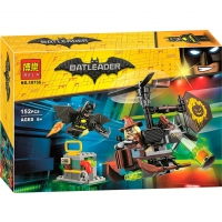 Конструктор 10736 Batleader 152дет Схватка с пугалом